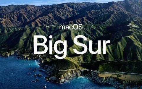 El nuevo MacOS Big Sur