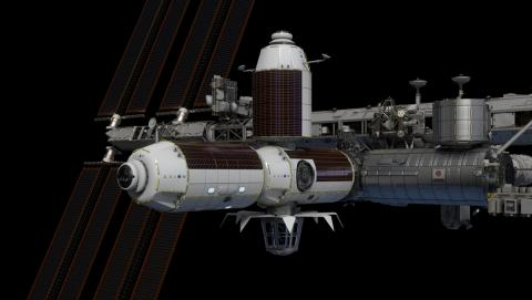 Estación espacial Axiom