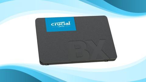 SSD Crucial BX500 CT1000BX500SSD1