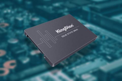 Unidad SSD de KingDian