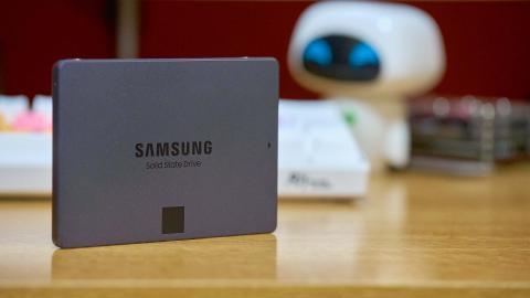 Análisis Samsung 870 QVO