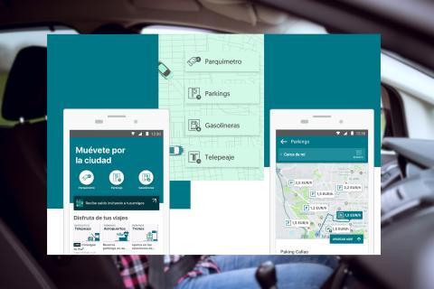 ElParking aplicación