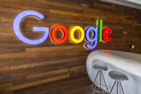 Interior oficina Google