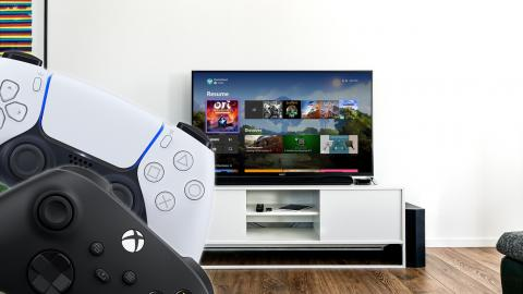 Mandos PS5 Xbox Series X