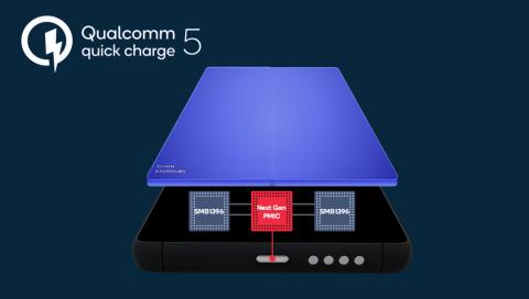 Nuevos circuitos PMIC para Quick Charge 5