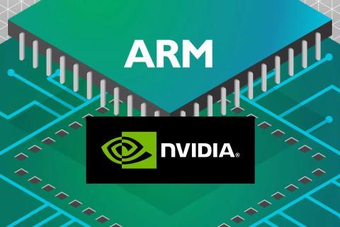 NVIDIA podría comprar ARM