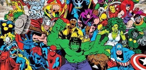 Personajes Marvel Comics