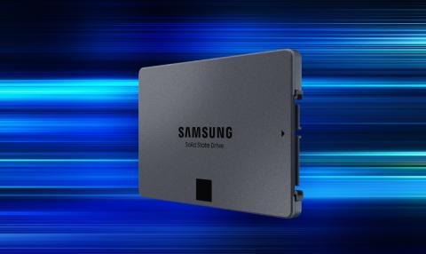 Samsung SSD 870 QVO