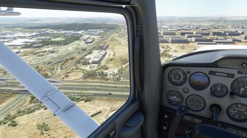 Análisis Flight Simulator