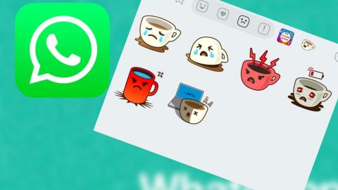 Buscador stickers Whatsapp