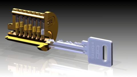 Hackear llave por sonido