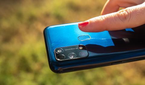 Diseño Samsung Galaxy M31
