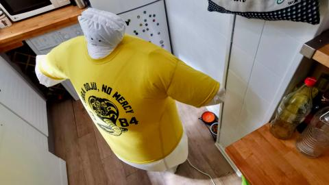 LIDL ironing mannequin gallery