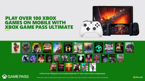 Juegos Xbox en la nube para Android