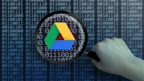 Malware Google Drive