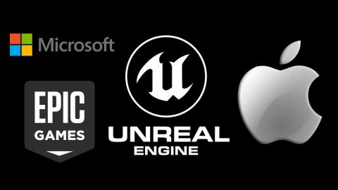 Microsoft y Epic contra Apple