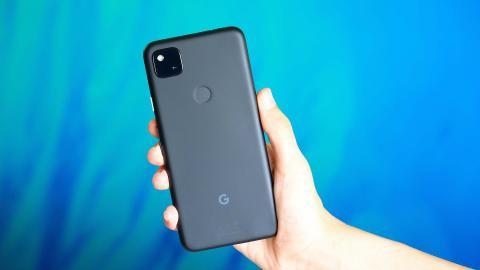 Pixel 4a preview