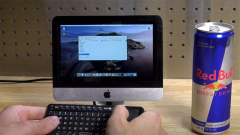 Raspberry Pi iMac