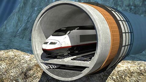 Túnel submarino