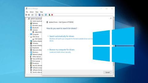 Windows 10 administrador de dispositivos