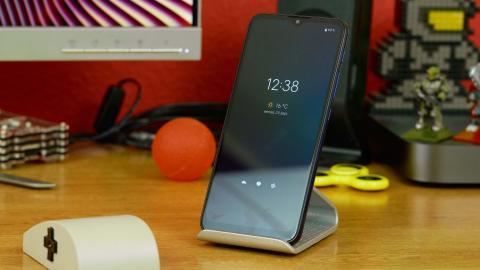 Análisis Moto G9 Play