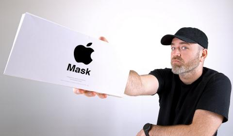 Mascarilla Apple