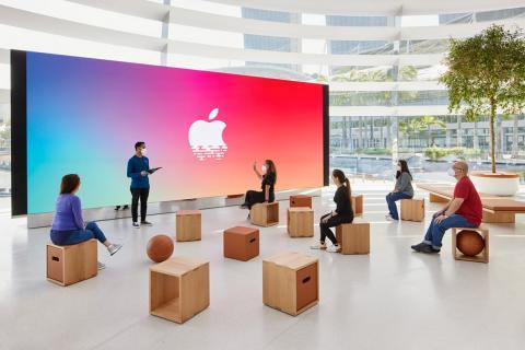 Tienda Apple Singapur
