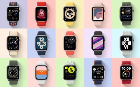 Comparativa Apple Watch