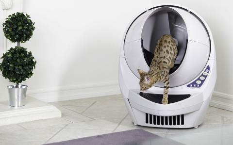 Arenero automático Litter Robot III