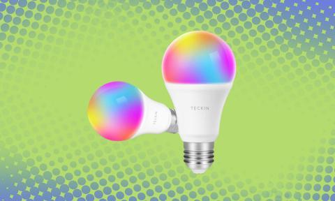 Bombillas Teckin RGB
