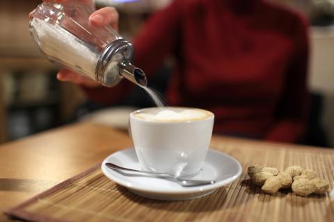 cafe azucar