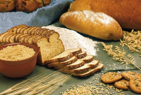 Diferentes tipos de pan