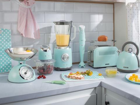 Electrodomésticos vintage Lidl