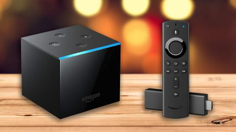 Fire TV Cube vs Fire TV Stick