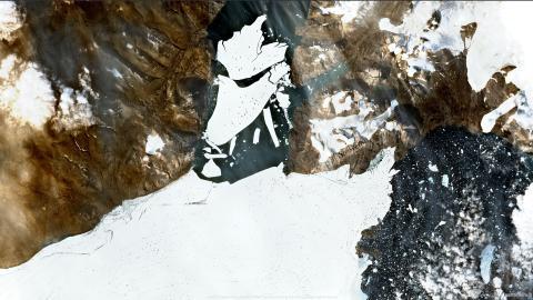 Iceberg 79N
