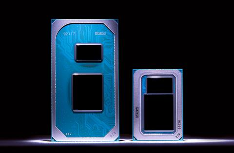 Undécima Generación Intel Core Tiger Lake
