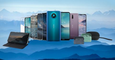 Nokia 8.3 5G, Nokia 2.4, Nokia 3.4