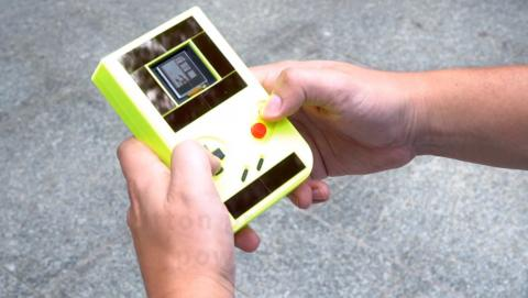Game Boy son pilas