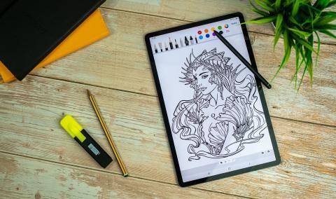 Samsung Galaxy Tab S7+, análisis y opinión