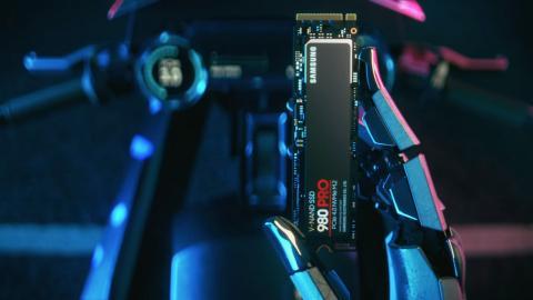 Samsung NVMe SSD 980 Pro