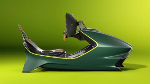 Simulador de carreras ARM-CO1