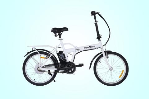 Skateflash Folding E-Bike