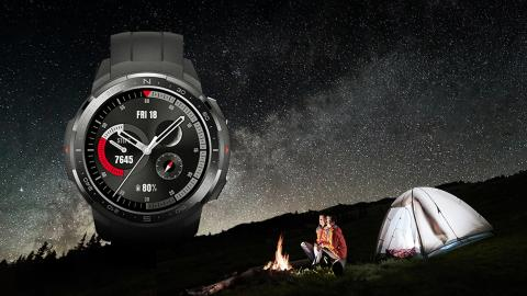 smartwatch Honor Watch ES y Watch GS Pro