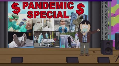 South Park episodio especial Coronavirus