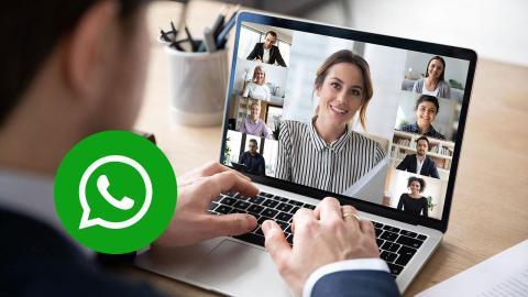 Whatsapp web videollamada