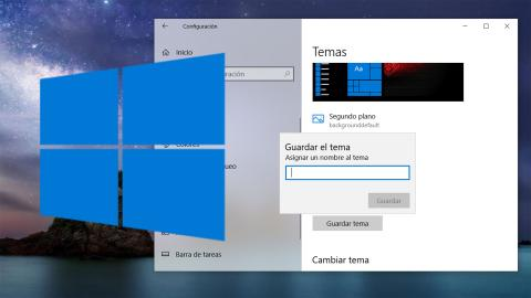 Windows 10 temas