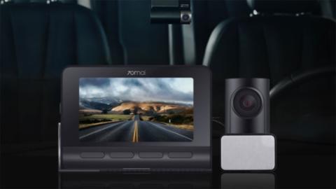 Xiaomi 70Mai A800 Dual-vision 4K