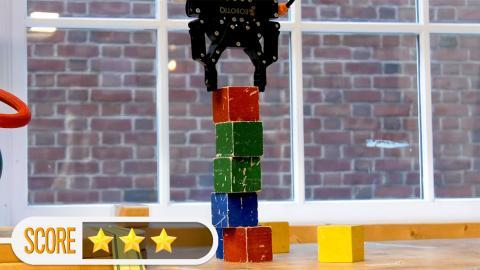 Adiestramiento robot