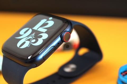 Corona digital Apple Watch Series 6