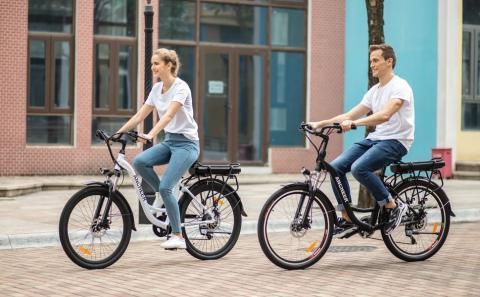 Bicicleta eléctrica Ancheer